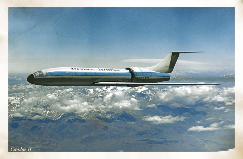 FMA I.A.36 Condor II - AVIATION ART