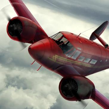 Beechcraft M18