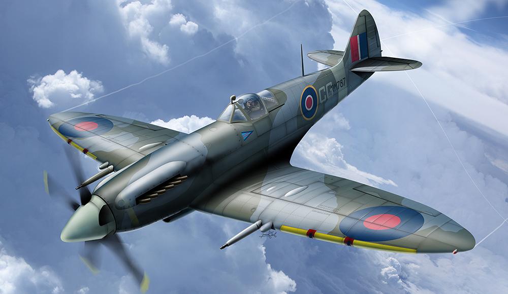 spitfire XIVc